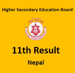 11 Result 2076 Nepal: (How to check HSEB Class 11 Result